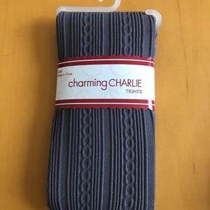 Charming Charlie Tights Sz S/M